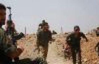 Şengal'de şiddetli çatışmalar