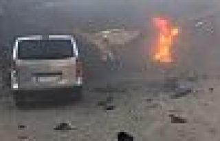 Serekaniye'ye giden konvoy vuruldu: En az 11 ölü