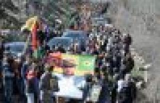 Şervanê YPG'ê Altintaş ji aliyê hezaran ve...