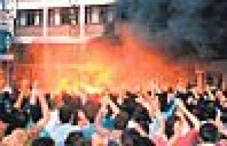 'Sivas Katliamı' önergesi reddedildi