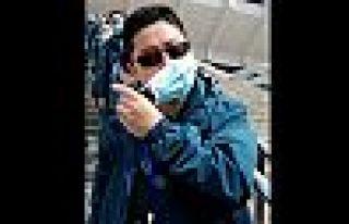 Son hastane kapatıldı, Wuhanlı doktorlar maske...