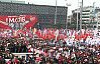 Taksim'de 1 Mayıs'a valilikten ret