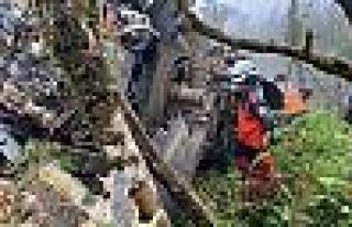 Tayvan'da helikopter düştü: Ölenler arasında...
