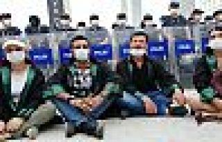 TBB yöneticileri Feyzioğlu'nu istifaya çağırdı