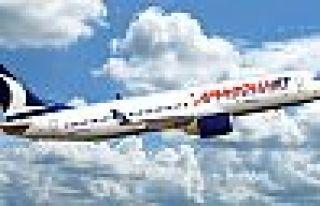 THY: Yurt dışı uçuşlara Anadolujet'le başlıyoruz