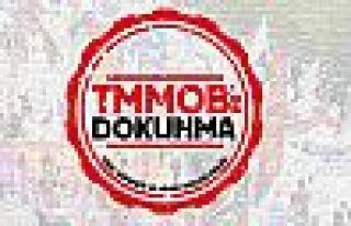 TMMOB'den milletvekillerine mektup: Desteğinizi bekliyoruz