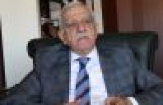 Türk: 'Sayın Öcalan bir kez daha tarihi fırsat...