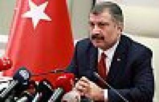 Türkiye'de 14 kişi daha öldü, 1459 yeni vaka tespit...
