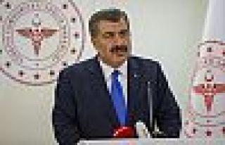 Türkiye'de Covid-19'dan ölenlerin sayısı 5 bin...