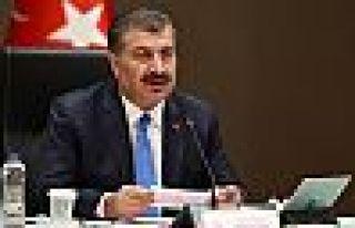 Türkiye'de korona virüsünden 15 kişi daha öldü