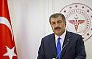 Türkiye'de koronavirüsten 95 kişi daha hayatını...