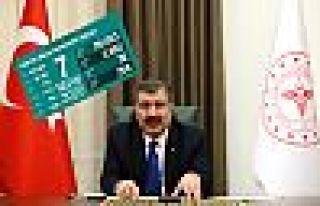 Türkiye'de koronavirüsten ölenlerin sayısı 76...