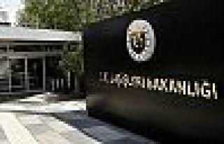 Türkiye'den SDG'nin petrol anlaşmasına tepki: Kabul...