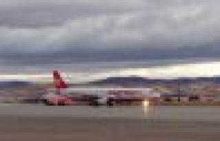 Viyana-Hewler uçuşları iptal edildi