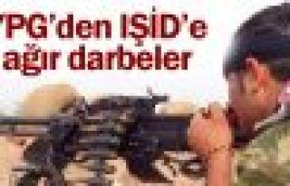 YPG: 18 köy kurtarıldı, 73 Çete öldürüldü
