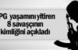 YPG 1'i İzmirli 8 direnişçinin kimliğini açıkladı