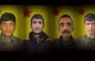 YPG 4 savaşçının kimliğini açıkladı