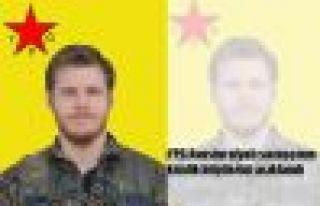YPG Avusturalyalı savaşçının kimlik bilgilerini...