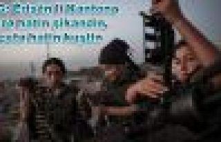 YPG: Êrîşên li Kantona Cizîrê hatin şikandin,...