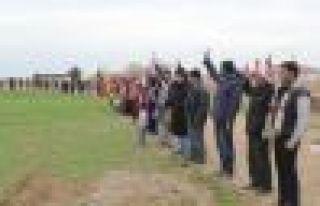 YPG/YPJ'ye 176'ıncı selam