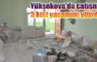 Yüksekova'da çatışma: 3 kişi yaşamını yitirdi