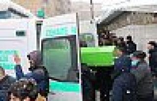 Yüksekova'da kayıp Tahir Çetin'in cesedi çuval...