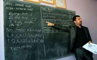 Sözleşmeli öğretmen dağılımı: Kürtçe için 3 kontenjan ayrıldı
