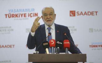 Karamollaoğlu: Erdoğan 'bir selamın aleyküm diyelim' demiştir