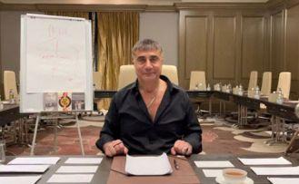 Sedat Peker'den yeni paylaşım: Şansınızı zorlamayın