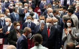 Erdoğan'ın 'Uçakları satacağım' diyen Kılıçdaroğlu'na yanıtı: Trene binersin...