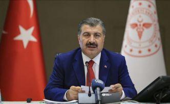 Sağlık Bakanı Fahrettin Koca: Bugün 56 can aramızdan ayrıldı