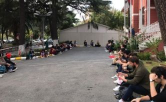 Cerrahpaşa'da boykot: Öğrenciler sağlıklı ve ücretsiz yemek istiyor