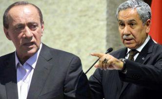 Bülent Arınç: Çakıcı'nın tehdidi hem Meclis'e hem demokrasiye