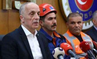 Türk-İş Başkanı: Asgari ücret 3 bin TL'nin üzerinde olmalı