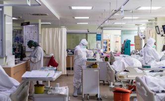 Türkiye'de 254 kişi daha korona virüsünden öldü