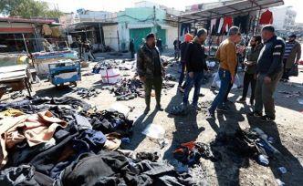 Bağdat'ta en az 32 kişinin öldüğü saldırıları IŞİD üstlendi