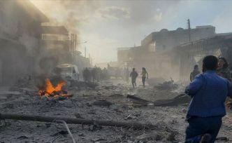 Suriye'deki kanlı saldırıyı IŞİD üstlendi