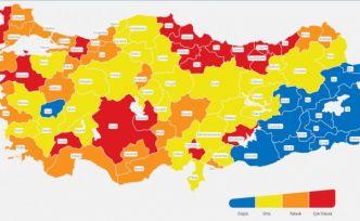 Uzmanların 'mavi Güneydoğu' yorumu: Yetersiz test, kitle bağışıklığı ve kış