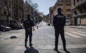 23 Nisan'da sokağa çıkma kısıtlaması uygulanacak