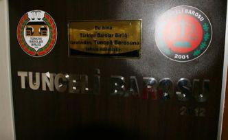 Dersim Barosu'ndan Ezgi Mola'ya destek: Hayretle takip ediyoruz