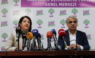 HDP'li Tiryaki: Eş genel başkanların telefon görüşmeleri dinlenmiş