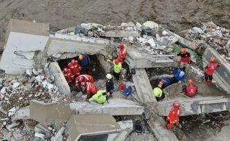 Sel felaketinde can kaybı 55'e yükseldi