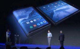 Ekranı katlanabilen ilk telefon!