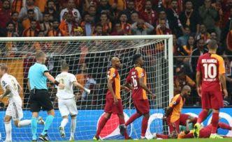 Galatasaray Real Madrid'e mağlup oldu