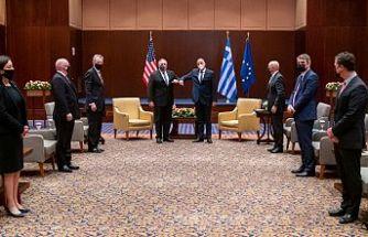 ABD ve Yunanistan'dan Doğu Akdeniz'de 'barışçıl çözüm' çağrısı