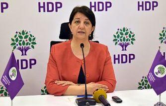 Buldan'ın halk buluşma öncesi Kars'ta eylem ve etkinlik yasağı