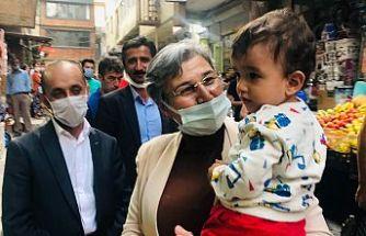 Eski HDP Hakkari Milletvekili Leyla Güven serbest bırakıldı
