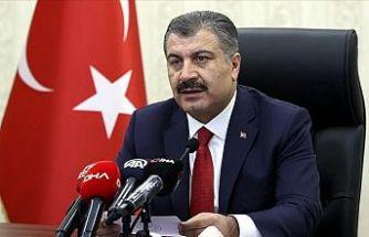 Bakan Fahrettin Koca: Aktif hasta sayımız artmaya devam ediyor