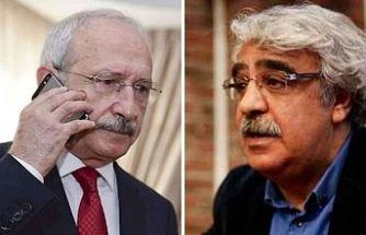 Kemal Kılıçdaroğlu'ndan HDP'ye destek telefonu