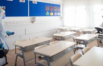 Öğrencilerde korona virüsü çıktı, tüm sınıf karantinaya alındı